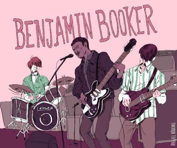 BenjaminBooker