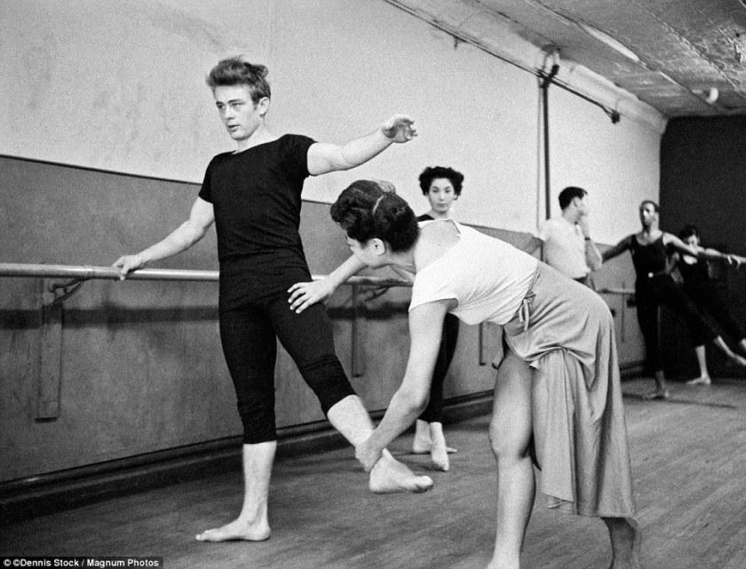james-dean-ballet-homenaje