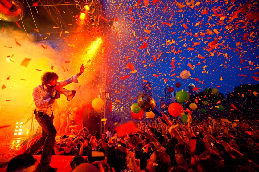 2010 Free Press Houston Summerfest Day 2