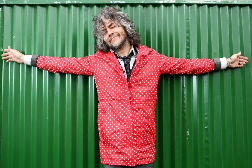 Wayne Coyne - End of The Road Festival | Photo by Burak Cingi