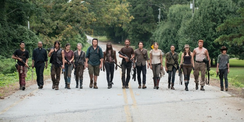the-walking-dead-personajes-familia