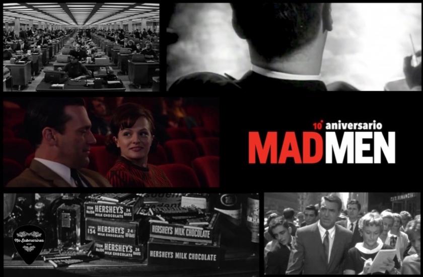 ANÁLISIS | Las 10 películas que inspiraron 'Mad Men' (AMC)