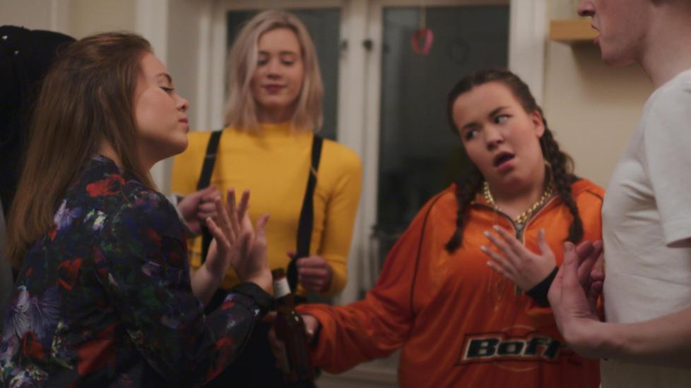 Critica de SKAM, serie original noruega creada por Julie Andem (2015-2017)