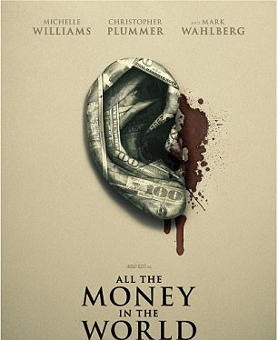 Poster nuevo de 'All The Money In The World'