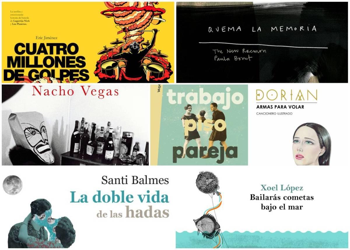 Literatura y música: 7 libros escritos por músicos | NO SUBMARINES