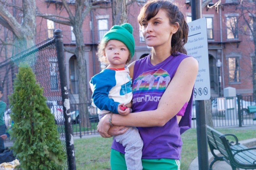SMILF-Showtime-temporada-1-Movistar-Frankie-Shaw-Bridgette-Bird