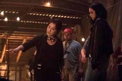 Deborah-Chow-Krysten-Ritter-Jessica-Jones-segunda-temporada