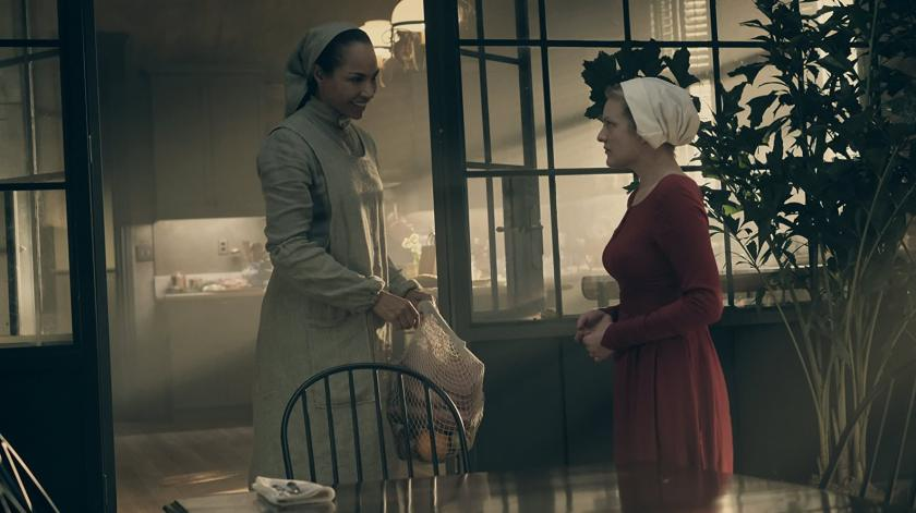 The-handmaids-Tale-Temporada-2-Martha-Rita-Amanda-Brugel