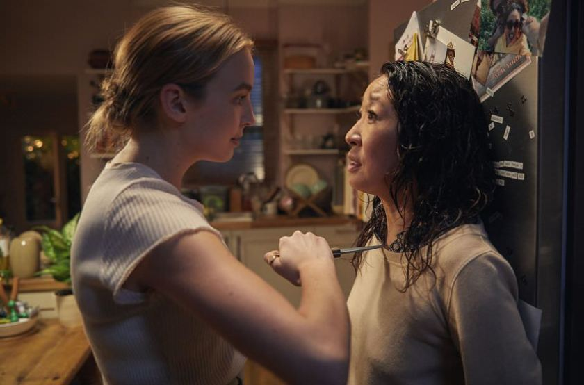 Killing Eve (BBC America) – 1x05 I Have a Thing About Bathrooms