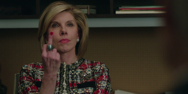 The Good Fight (CBS All Access) – 2x10 Day 471