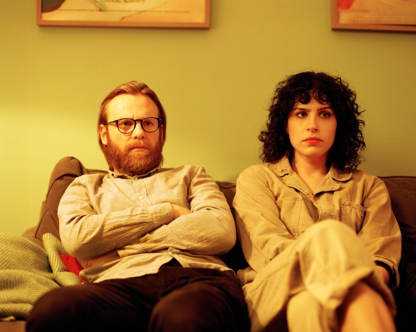 BISEXUAL1_Desiree Akhavan as Leila and Brian Gleeson as Gabe © Hootenanny and all3media international (1).jpg