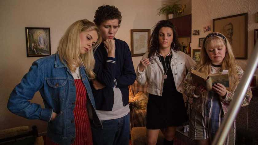 Derry Girls Ep 5 channel 4
