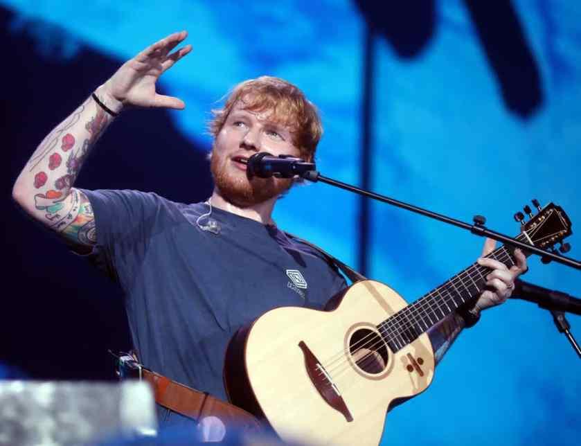 ed-sheeran-historia-de-amor-a-la-música