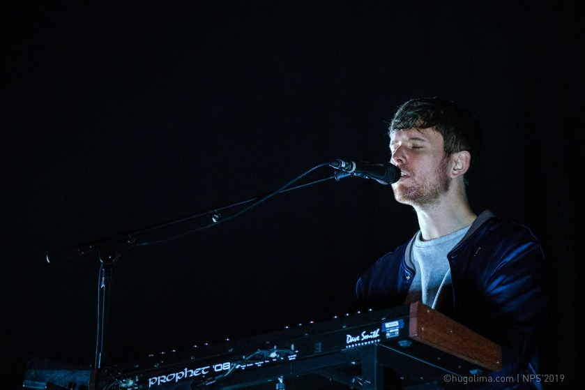James Blake NOS PRIMAVERA SOUND