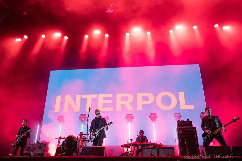 Interpol NOS PRIMAVERA SOUND