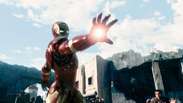 Iron Man 1 2