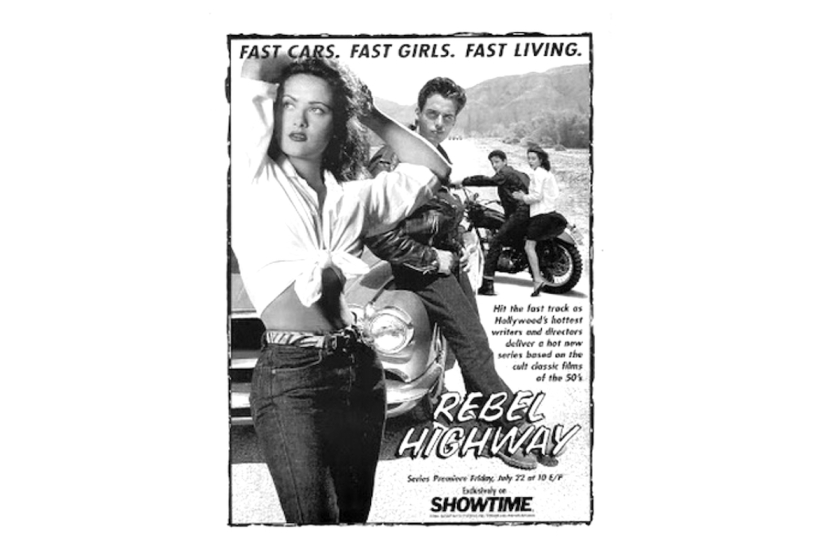 Rebel-Highway-poster-promocional-showtime-1994