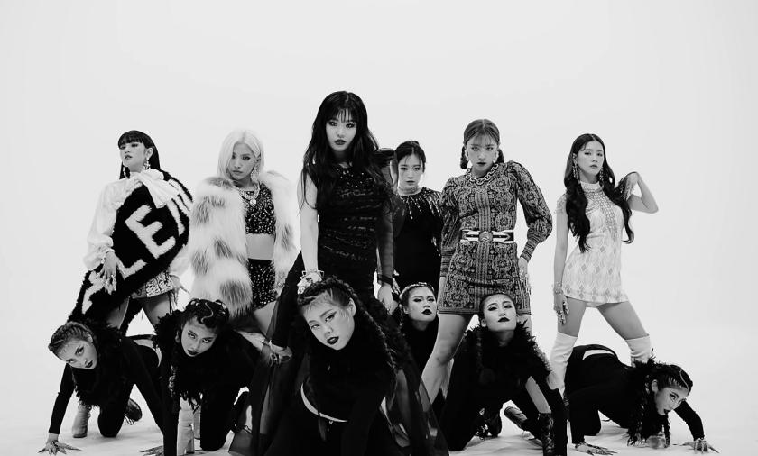 (G)I-DLE lanza su nuevo single LION