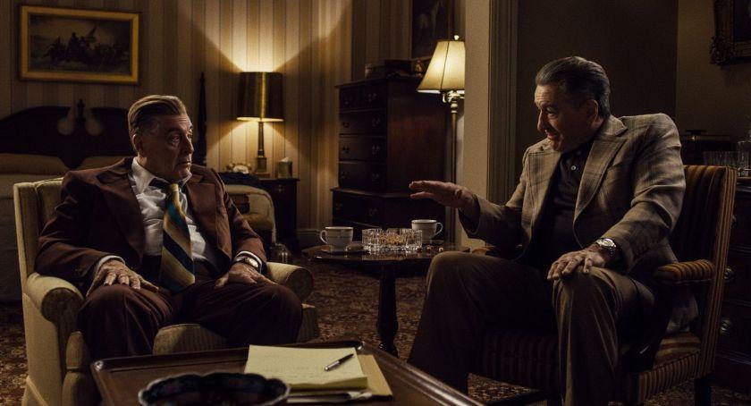 Crítica de El Irlandés de Martin Scorsese