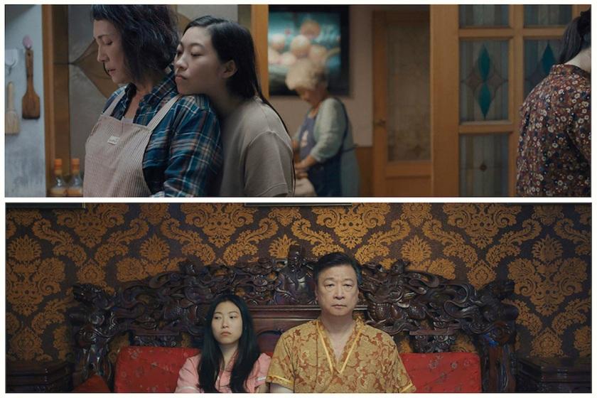 Awkwafina es Billi en 'The Farewell' (Lulu, Wang, 2019).