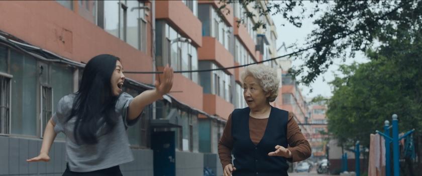 Awkwafina y Zhao Shuzhen en 'The Farewell' (Lulu Wang, 2019).