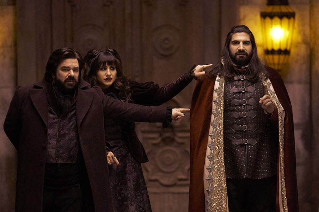 What we do in the Shadows (Temporada 1)