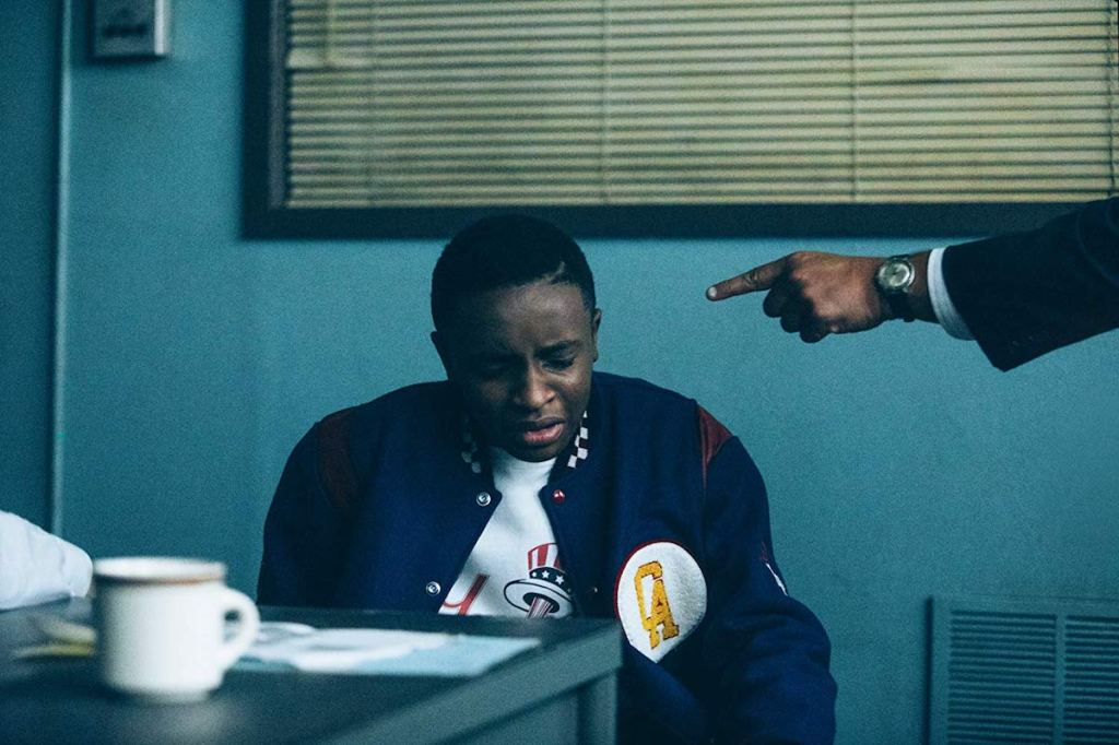 When They See Us (Miniserie, Netflix)