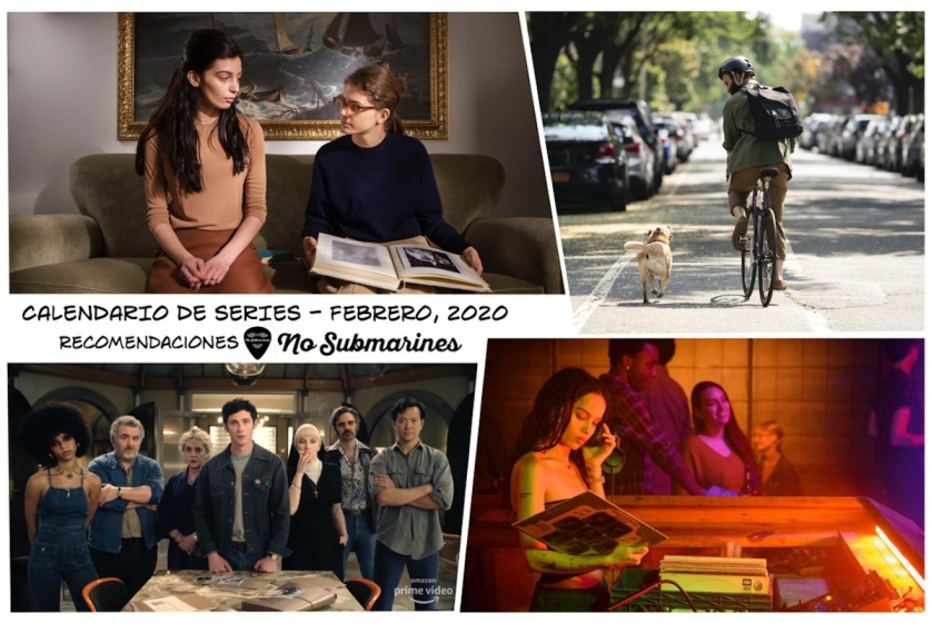 Series recomendadas, febrero 2020 | Calendario de estrenos y regresos de series
