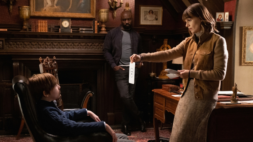 Critica de la Temporada 1 de la serie de CBS 'Evil' (disponible en SyFy, Movistar+)