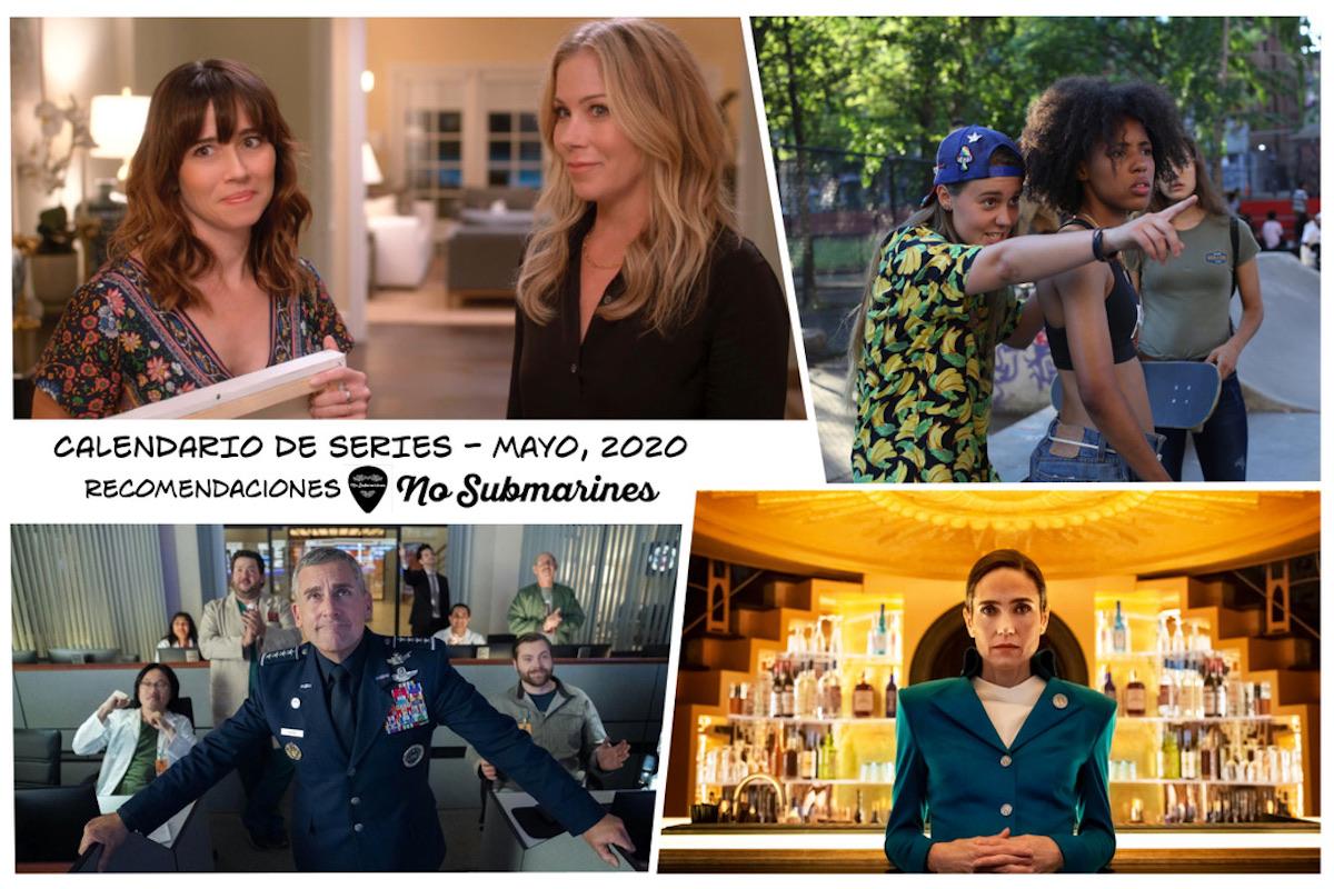 Series recomendadas mayo 2020 | Calendario de estrenos y regresos de series