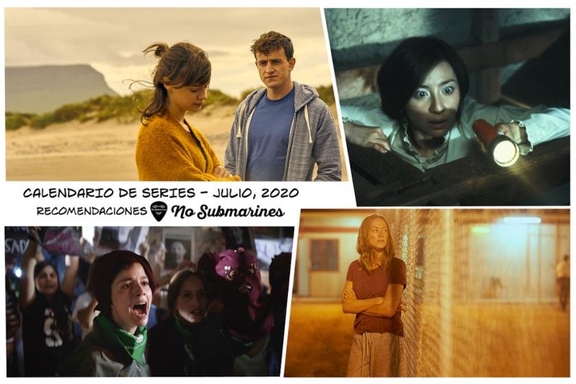 Series recomendadas julio 2020 | Calendario de estrenos y regresos de series