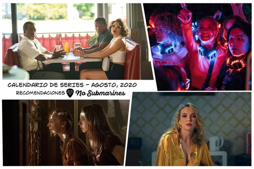 Series recomendadas agosto 2020 | Calendario de estrenos y regresos de series