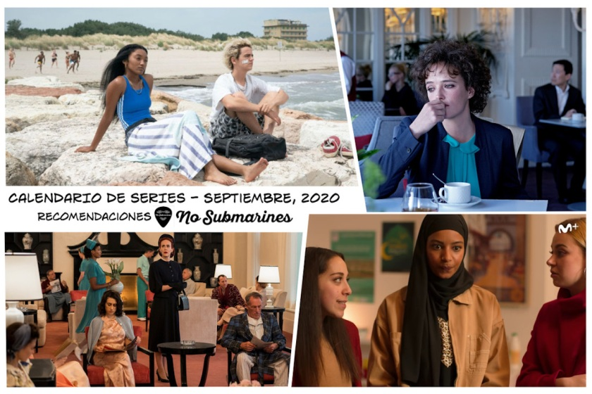 Series recomendadas septiembre 2020 | Calendario de estrenos y regresos de series