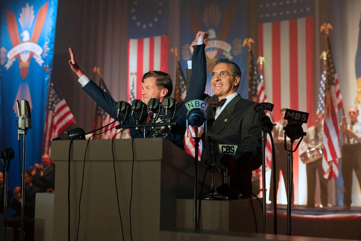 Las mejores series de 2020 | The Plot Against America