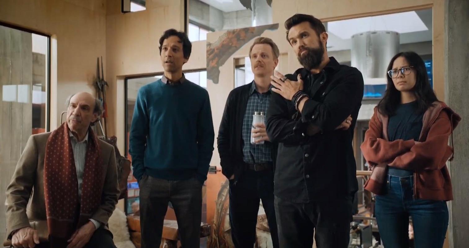 Las mejores series de 2020 | Mythic Quest (Apple TV+