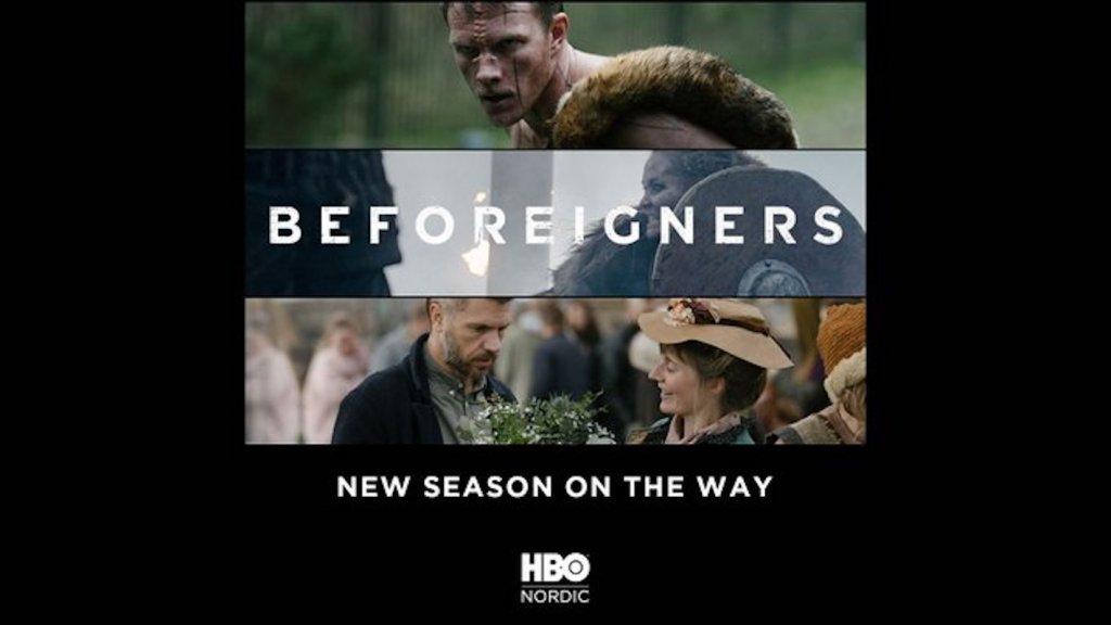 Series nórdicas de estreno (2021-22) | Beforeigners (Los visitantes, HBO)
