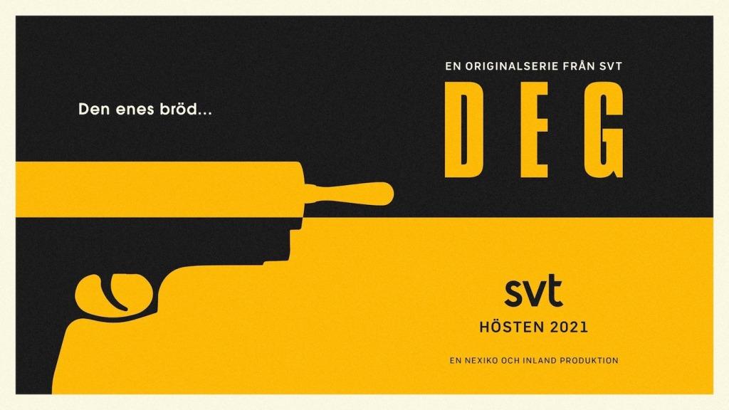 Series nórdicas de estreno (2021-22) | Deg (Dough, SVT)
