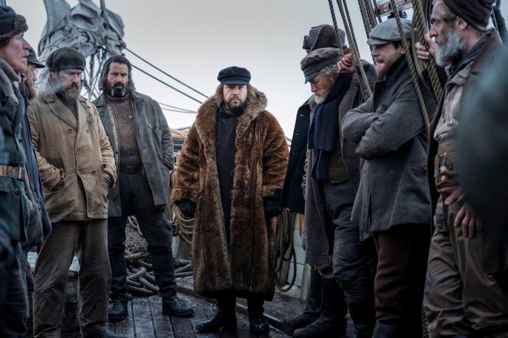 The North Water (BBC - AMC+)