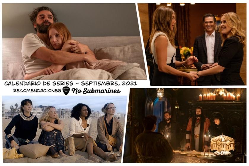 Series recomendadas en plataformas septiembre 2021   Calendario de estrenos y regresos